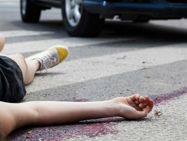 Схвачен шофёр, сбивший натрассе «Ростов-Азов» женщину с12-летним ребеном