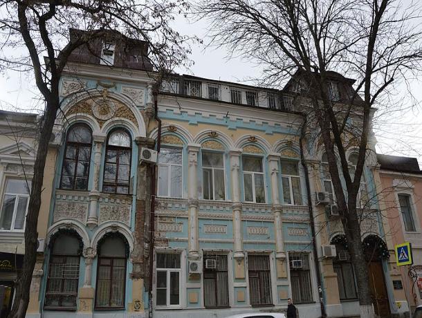 В Ростове освободили здание под музей истории города