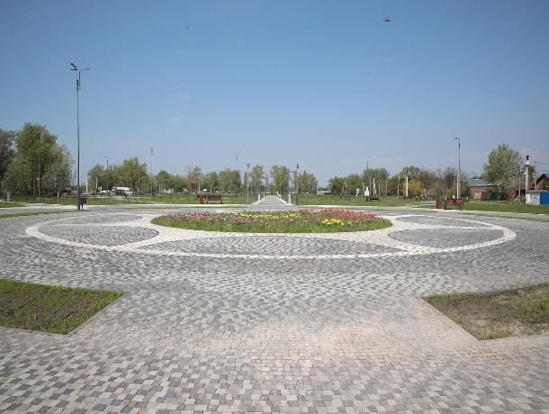 На строительство парка в Старочеркасске выделили еще 23 млн рублей