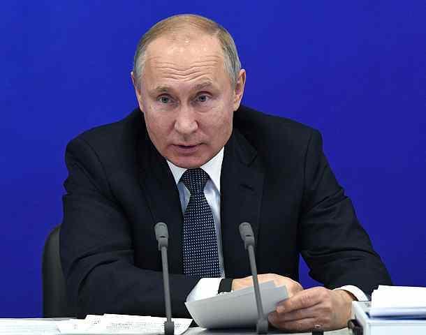 Владимир Путин назначил в Ростовской области трех федеральных судей