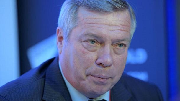 Как ростовский губернатор Василий Голубев обещал помочь пострадавшим от взрыва жителям Шахт