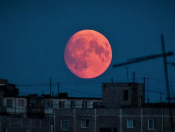 Кровавую Луну и самый красивый звездопад года пообещали жителям Ростовской области