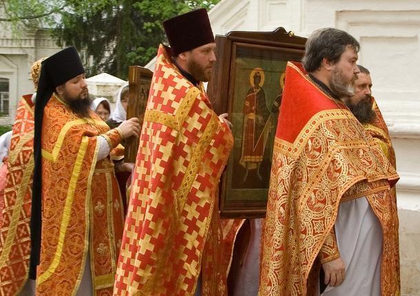 В Ростове День крещения Руси отметят  крестным ходом и молебном