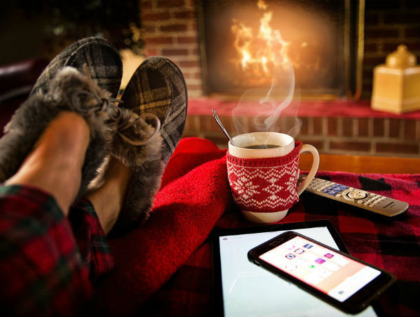Год кончается, а зима начинается - расскажем, как не замерзнуть в холода