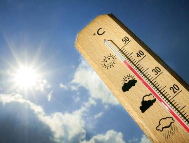 Ввыходные дни температура вРостовской области повысится до