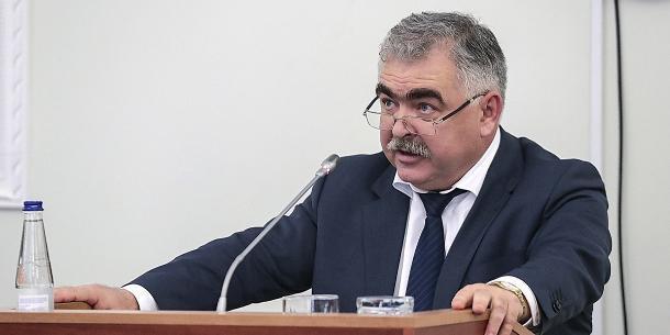 Заместитель Кушнарева по ЖКХ Владимир Сакеллариус уходит из администрации