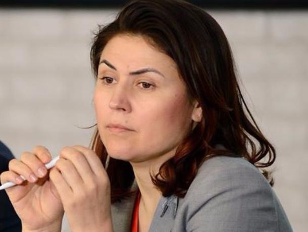 Советник Голубева сочла вопрос журналиста об аресте Сидаша угрозой для иностранных инвестиций в регион