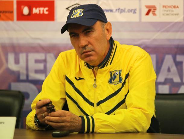 «Мутко против»: Курбан Бердыев хочет получить от ФК «Ростов» крупную сумму