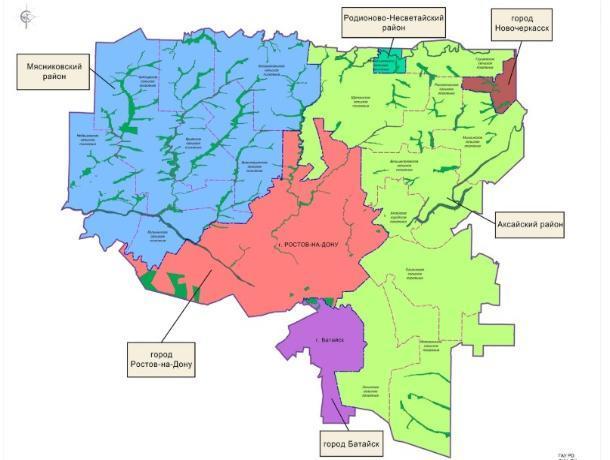 Вокруг Ростова должен появиться «зеленый пояс»