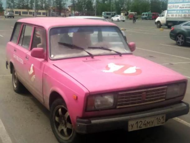 Знаменитый автомобиль «охотницы за приведениями» по дешевке продают в Ростове