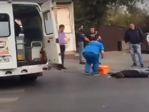 Молодой парень пострадал под колесами ГАЗели в Ростове