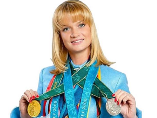 Эстафету огня Всемирных военных игр примет в Ростове олимпийская чемпионка Светлана Хоркина