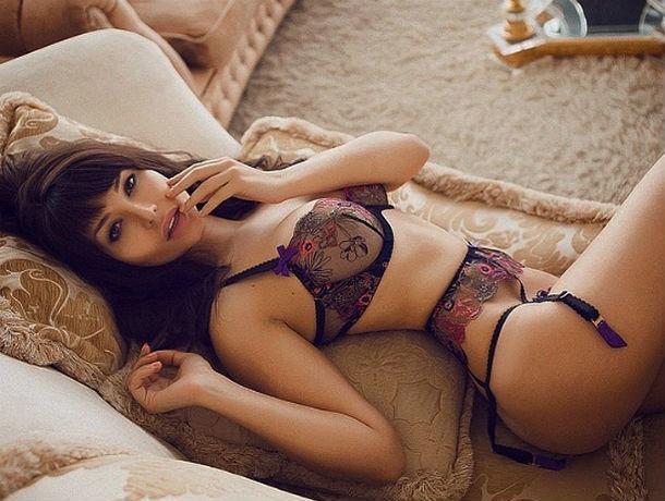 Секс-звезда Playboy Мария Лиман возглавила топ-100 самых сексуальных девушек России