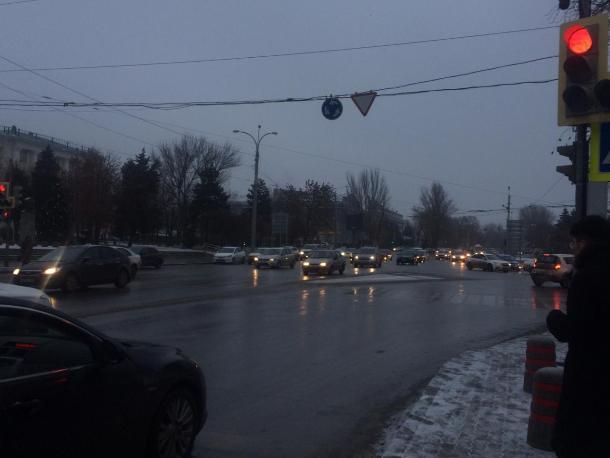 Погода в Ростове-на-Дону на 22 декабря: пасмурно и холодно
