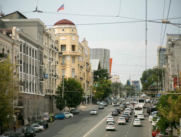 Облачно и жарко: погода в Ростове на вторник, 23 июля