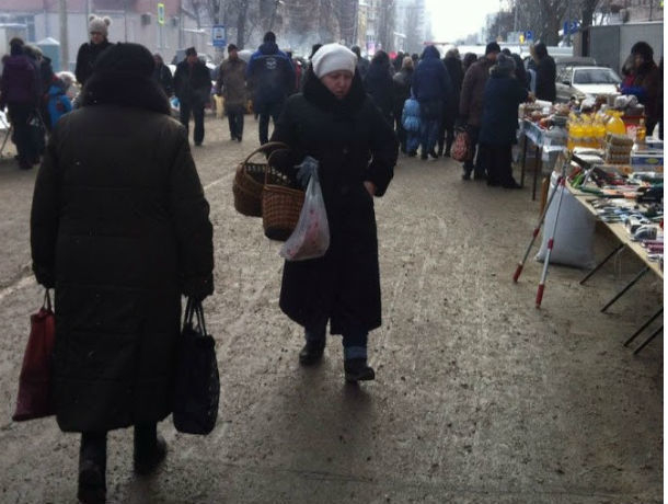 Карантин: свинину и говядину запретили продавать на центральной ярмарке в Ростове