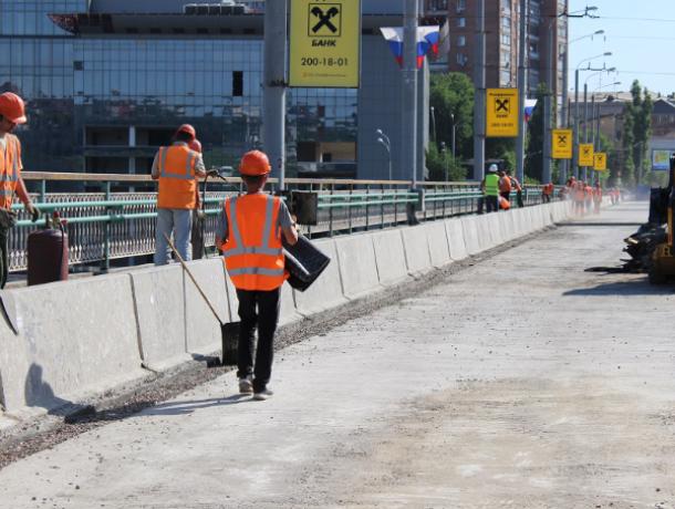 ВРостове откроют центральную часть моста Стачки