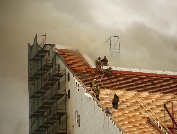 Ущерб Музыкальному театру Ростова от пожара оказался минимальными