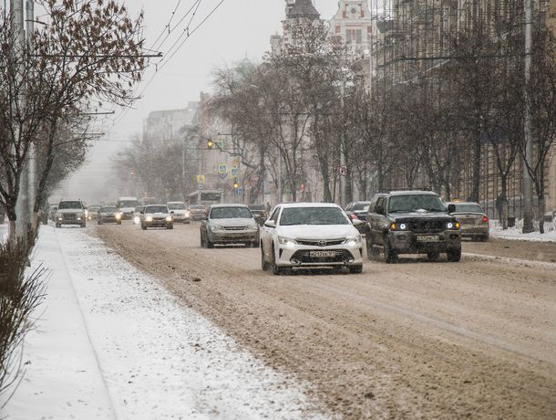 Солнечный день без осадков порадует ростовчан в среду