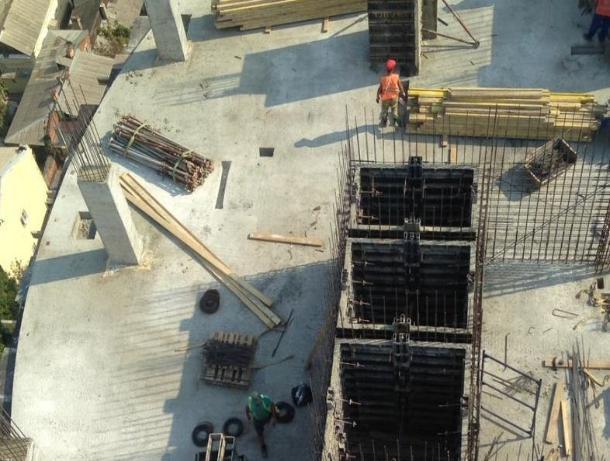 В Ростове строитель отделался штрафом за смерть рабочего