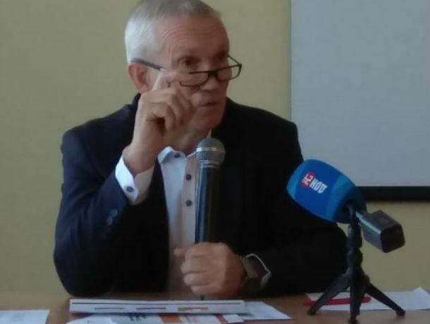 Как в Ростове власти экономят на недоношенных детях рассказал уволенный главврач перинатального центра