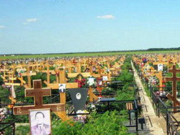 Новое кладбище площадью 40 гектаров появится в Ростовской области в следующем году