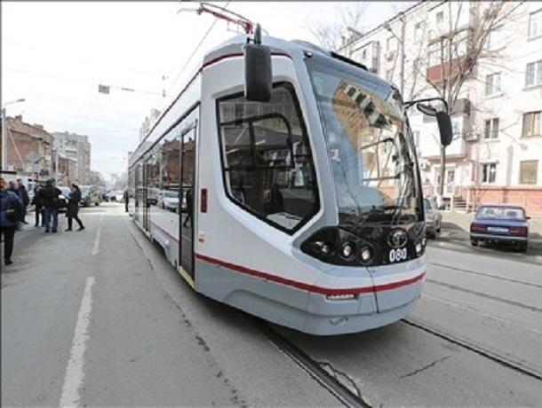 Область подарит Ростову чертову дюжину низкопольных трамваев