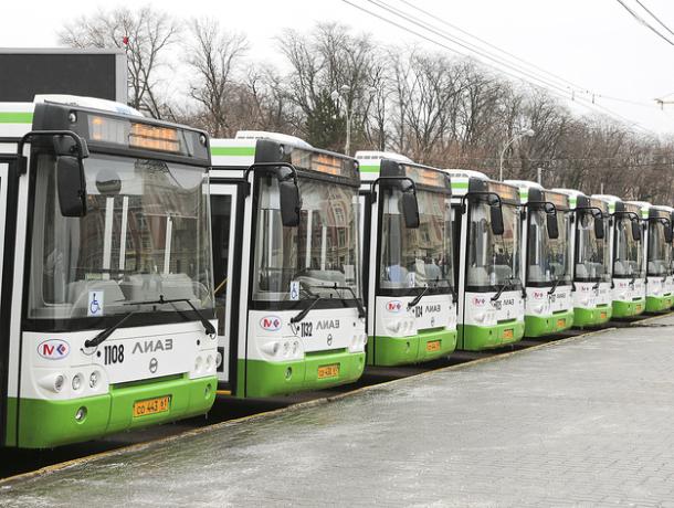 Ростов закупит еще 100 новых автобусов