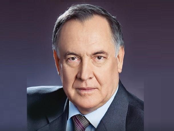 В Ростове умер бывший ректор РГСУ Виктор Шумейко