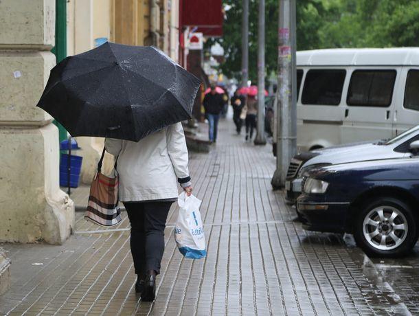 Ветрено и дождливо: среда не добавит настроения жителям Ростова