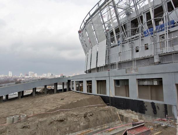 С поставщика песка на стадион «Ростов Арена» потребовали 30 млн рублей