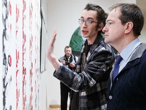 Работы лучших художников страны покажет Минкульт на выставке в Ростове