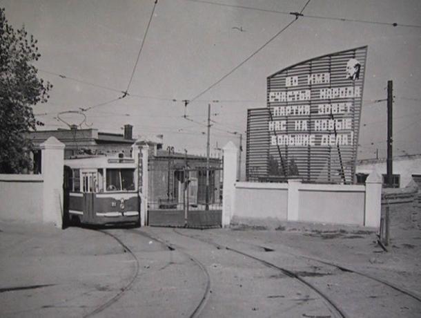 Календарь: 65 лет отметил Новочеркасский трамвай