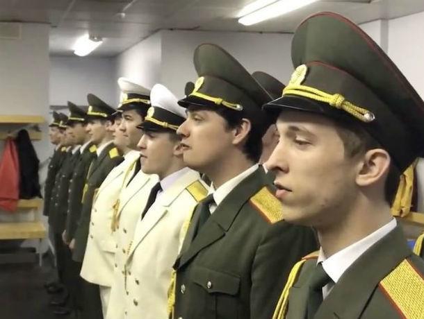 Хор Русской Армии записал для Басты «залипательный» клип на песню «Девочка моя»