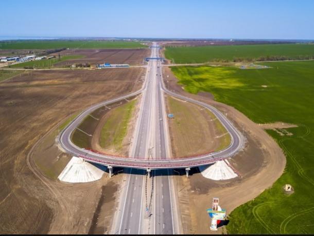 «Росавтодор» построит под Ростовом развязку за 2,5 млрд рублей