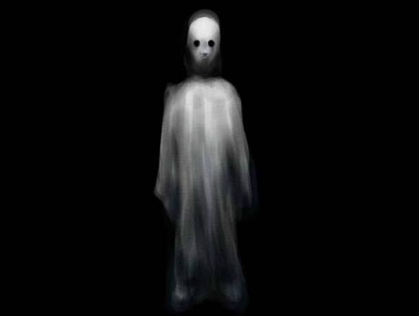 Призраков видит живущий около Северного кладбища Ростова «странный» ребенок