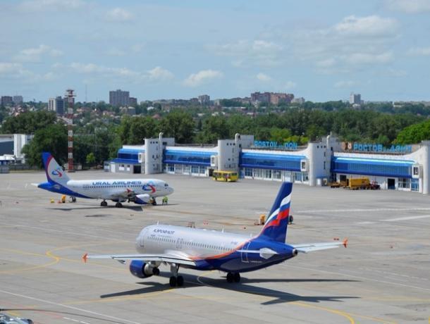 Аэропорт Ростова вновь стал предметом спора между Саввиди и Вексельбергом
