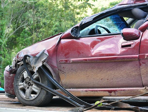 Под Ростовом в смертельном ДТП погиб молодой водитель