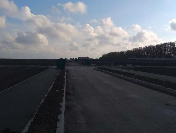 Новое ростовское кладбище в Больших Салах не готово принимать ростовчан