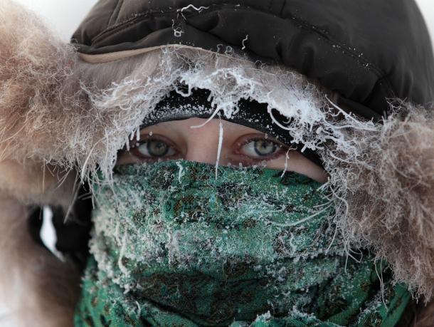 Сильнейшие холода заморозят Ростов и область в феврале
