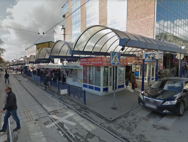 Владельцы рынка «Белый аист» на Станиславского через суд отложили свой снос