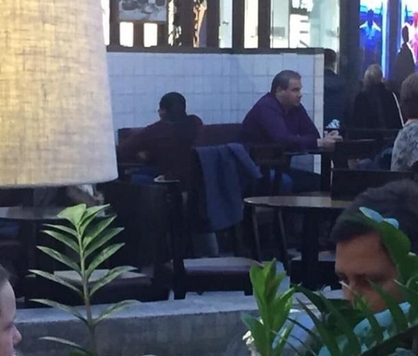 Экс-соратника Захарченко Александра «Ташкента» Тимофеева увидели в кофейне Ростова-на-Дону
