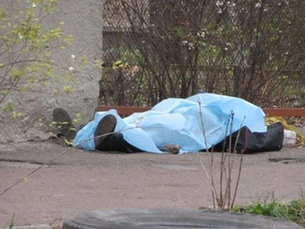 ВРостове наулице Ленина отыскали труп