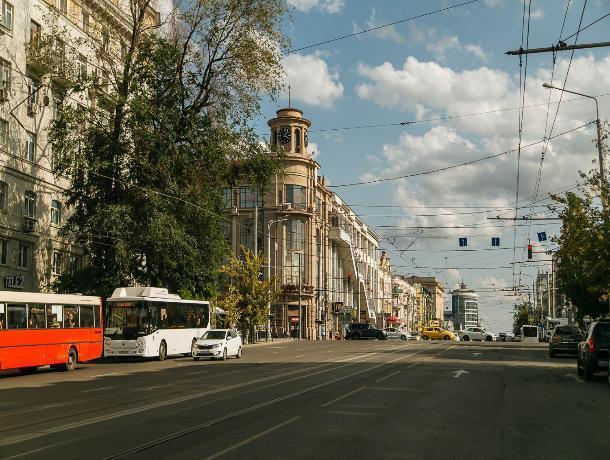 Жарко и облачно: погода в Ростове на 24 августа