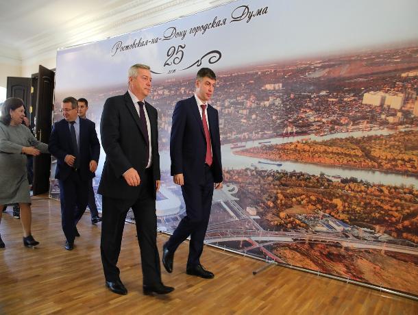 Губернатор ждет от властей Ростова молниеносной реакции на проблемы