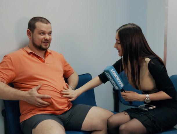 Жду - не дождусь, когда исчезнет мой «беременный» живот, - Александр Свищёв