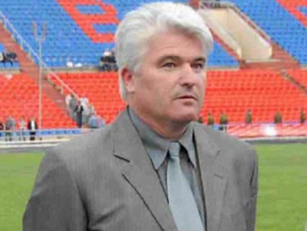 Тренера и футболиста Сергея Андреева поздравляют с днем рождения друзья и спортивные журналисты Дона