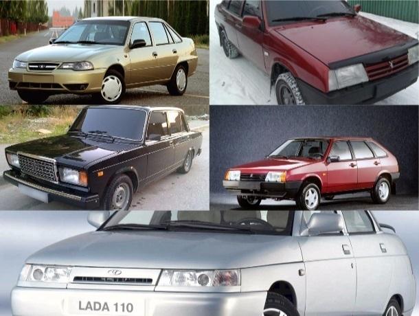 Тщеславие или практичность? Топ-5 автомобилей, которые можно купить по цене нового iPhone X в Ростове
