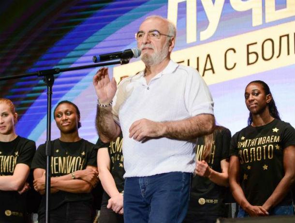 Иван Саввиди задумался о переезде своих компаний из Ростовской области
