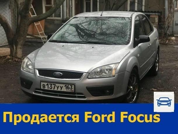 Серебристую иномарку продает ростовский автолюбитель